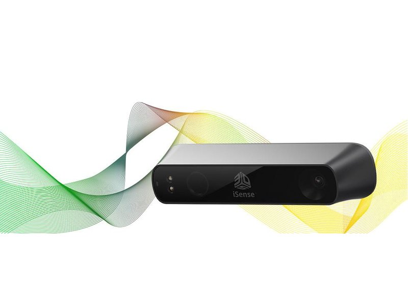 3D Systems Cubify iSense 3D Scanner