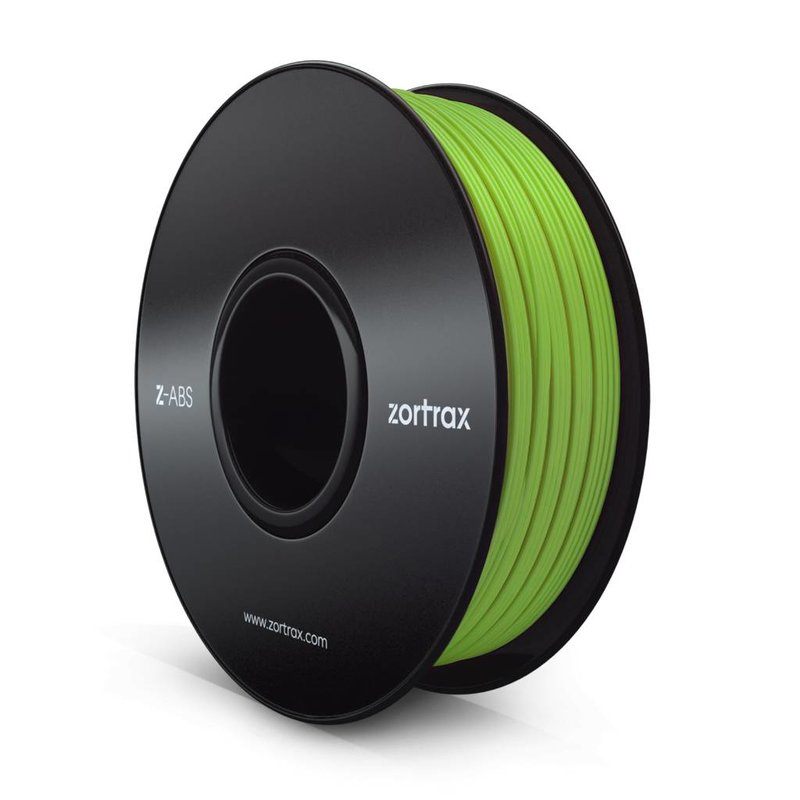 Zortrax Z-ABS Android Green