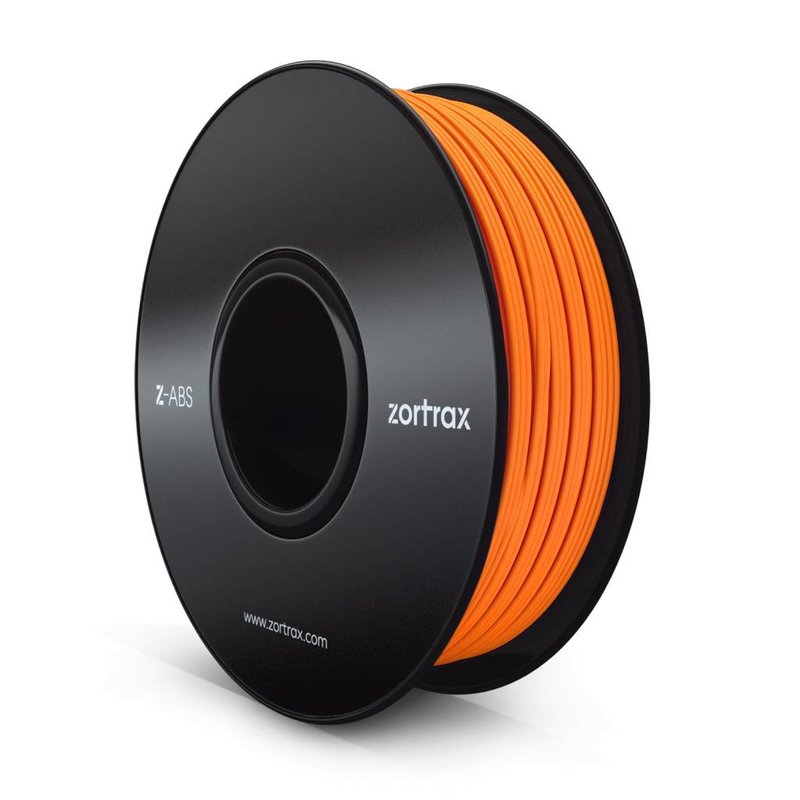 Zortrax Z-ABS Orange