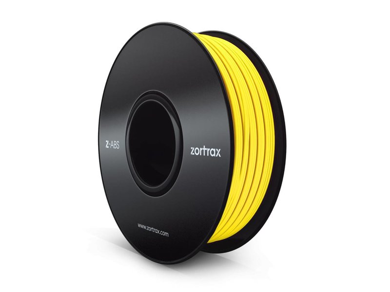 Zortrax Z-ABS Yellow