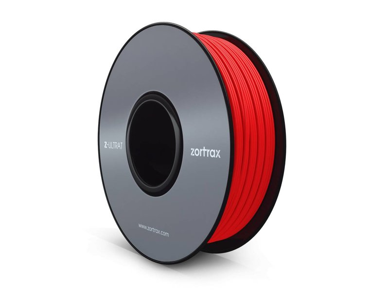 Zortrax Z-Ultrat Red