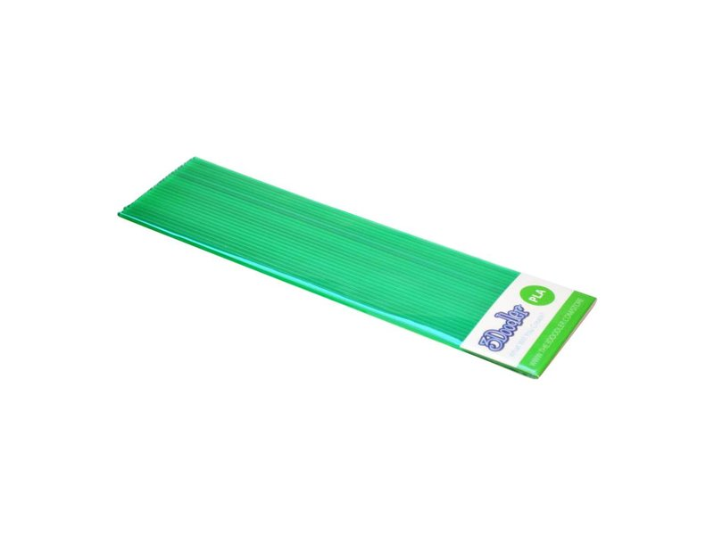 3Doodler Clearly Green Pack PLA