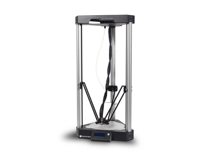 TripodMaker Black Edition Delta 3D-printer REFURBISHED