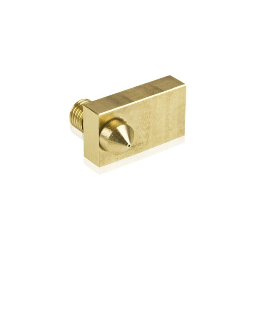 Ultimaker integraded nozzle heater block  + set screw (#9430)