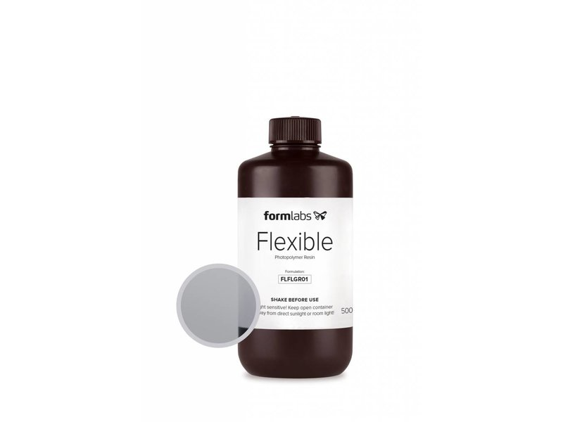 Formlabs Flexible Resin 500ml for Form 1+