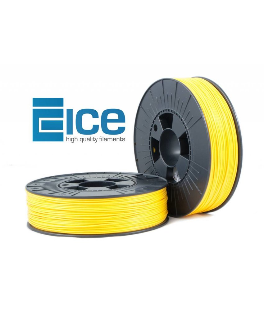ICE Filaments ABS 'Young Yellow'
