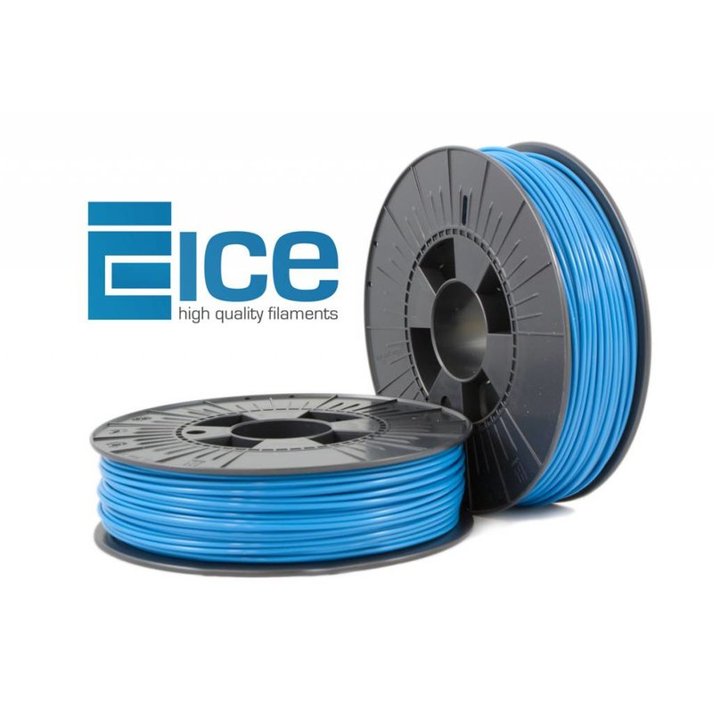 ICE Filaments ABS 'Bold Blue'