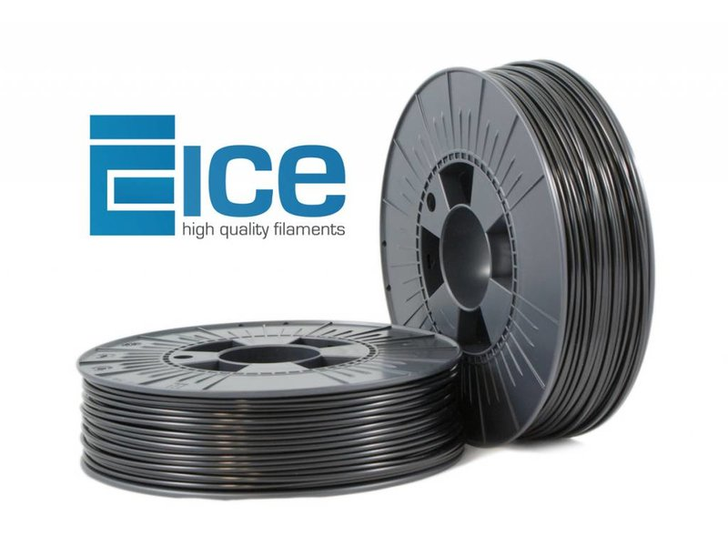 ICE Filaments ABS 'Brave Black'