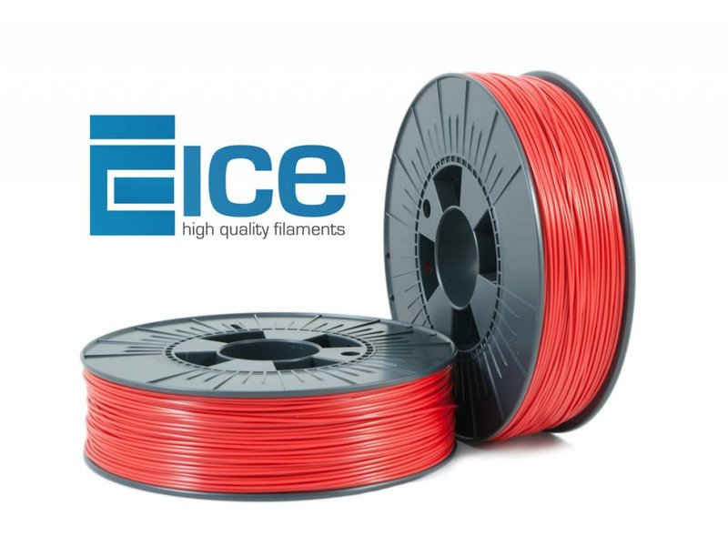 ICE Filaments ABS 'Daring Darkred'