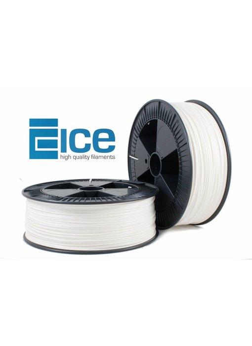 ICE Filaments PLA 'Wondrous White' - 2.3 kg