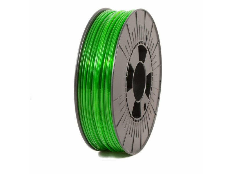 ICE Filaments ICE-pet 'Transparant Gracious Green'