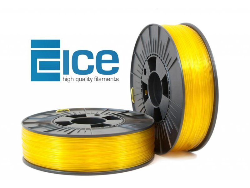 ICE Filaments ICE-pet 'Transparant Young Yellow'