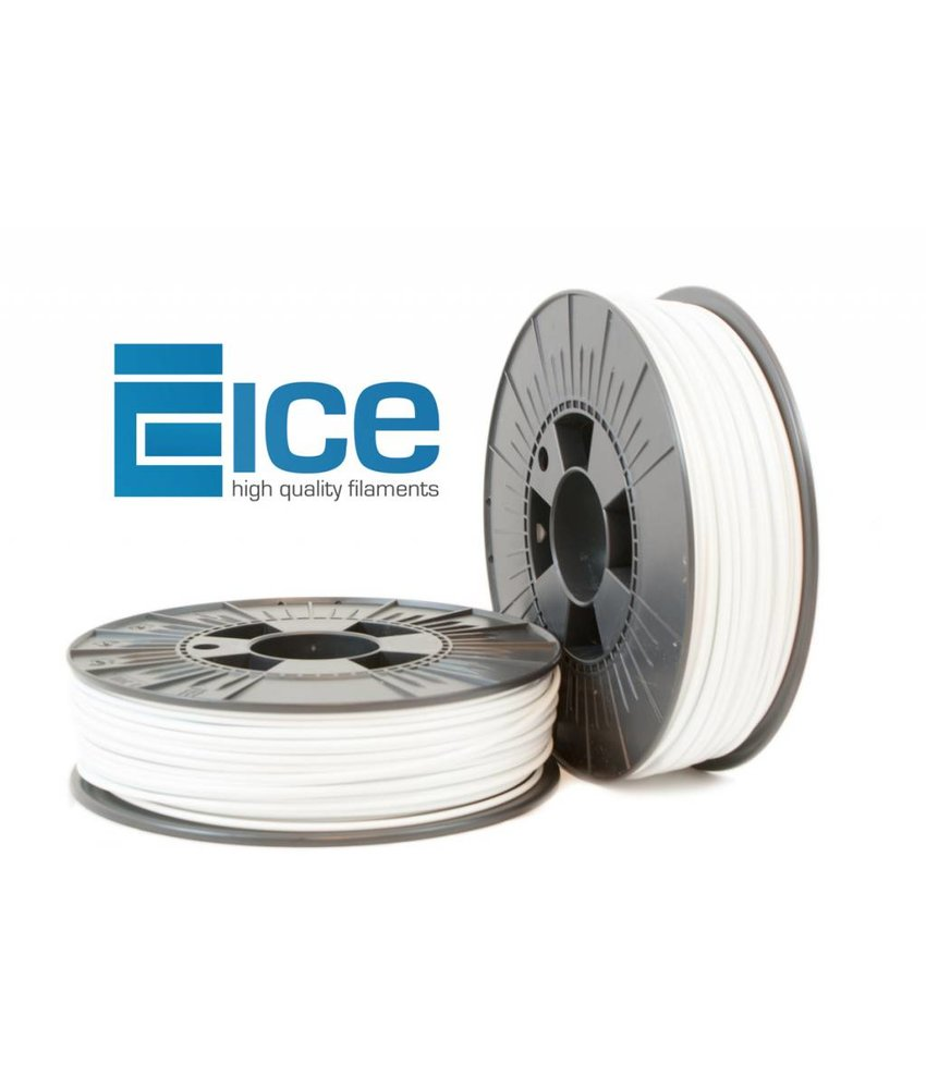 ICE Filaments ICE-pet 'Wintershine White'