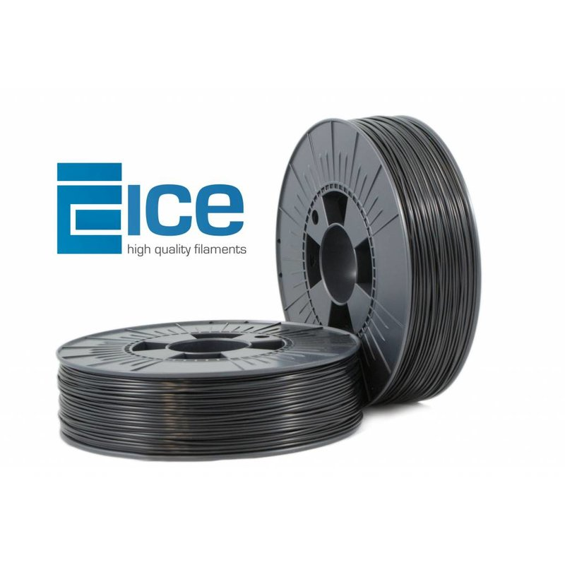 ICE Filaments ABS + 'Brave Black'