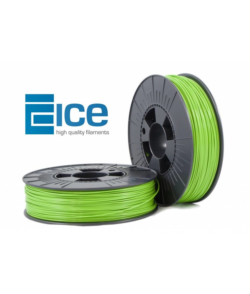 ICE Filaments ABS + Gracious Green '