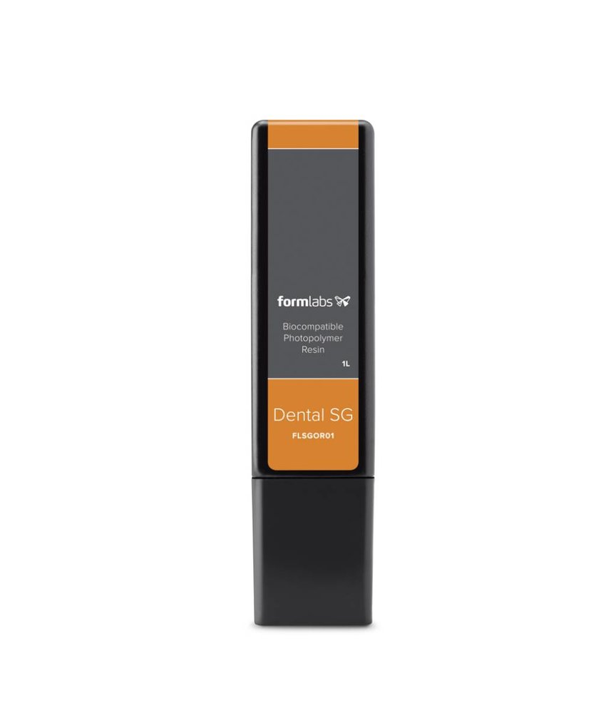 Formlabs Dental SG v1 Resin Cartridge 1L voor Form 2