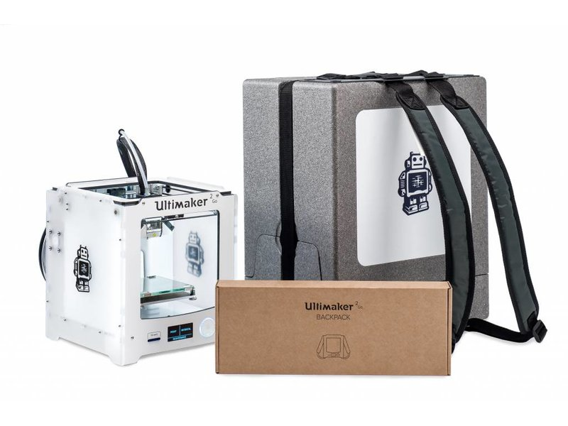 Ultimaker 2 Go Backpack