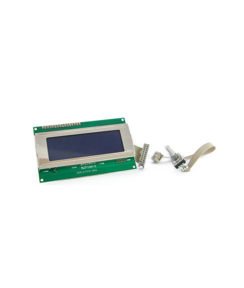 Felix Printers LCD Control Panel + Plastic part Felix 3