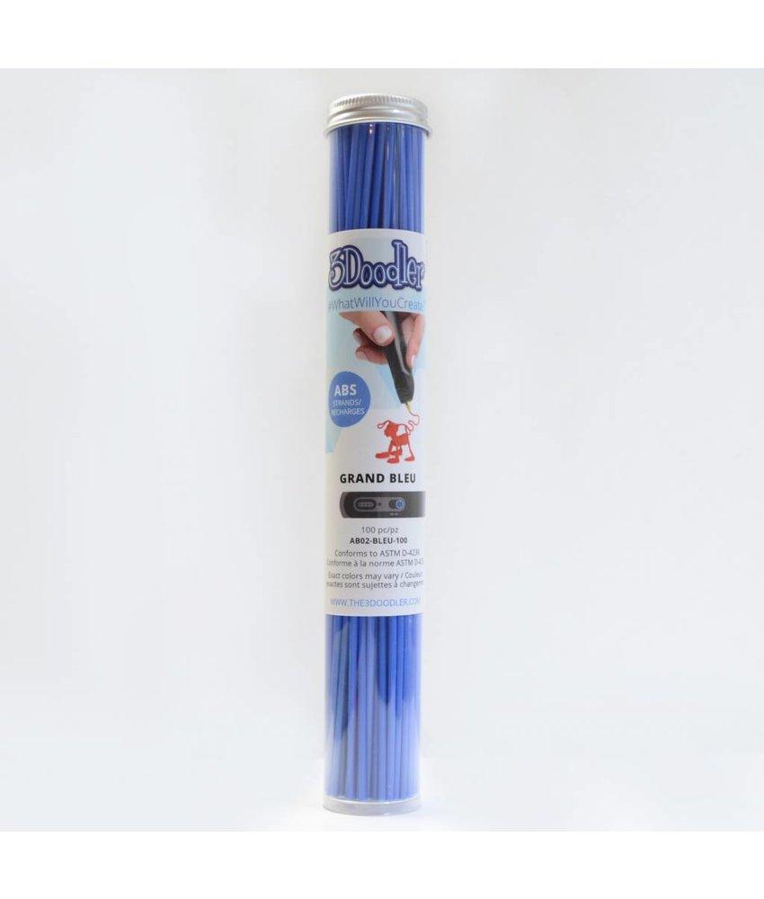 3Doodler Grand Blue ABS Tube