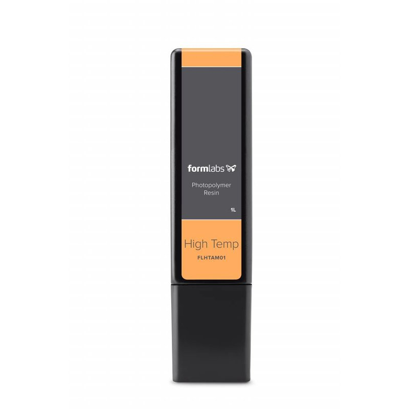 Formlabs High Temp v1 Resin Cartridge 1L voor Form 2