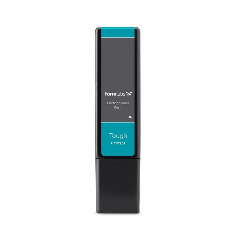Formlabs Tough v4 Resin Cartridge 1L voor Form 2