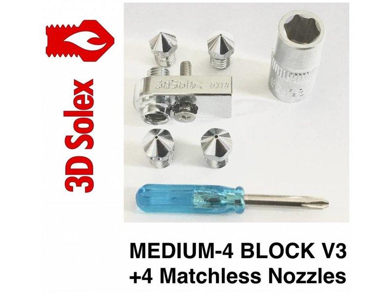3D Solex Matchless Medium-4
