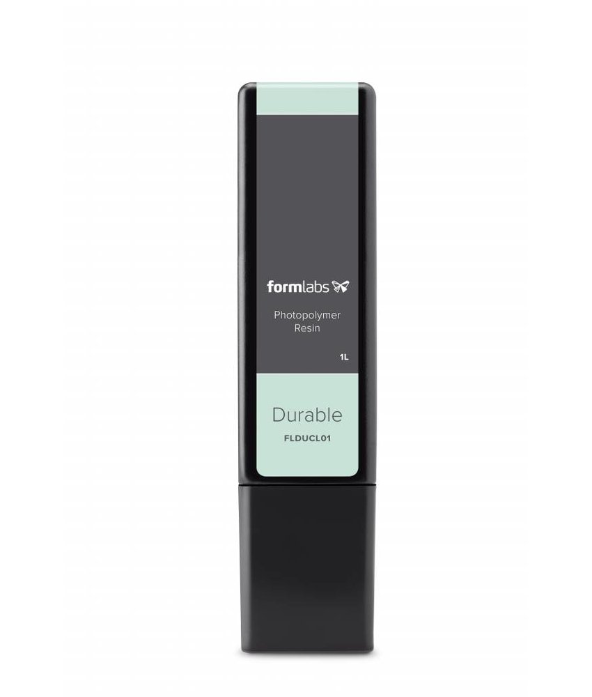Formlabs Durable v1 Resin Cartridge 1L voor Form 2