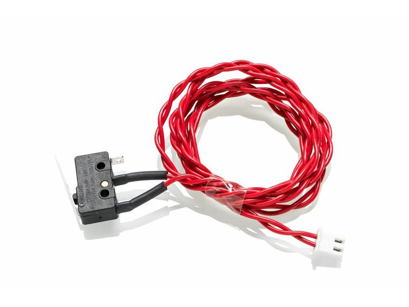 Ultimaker Limit Switch, Red Wire (#2194)