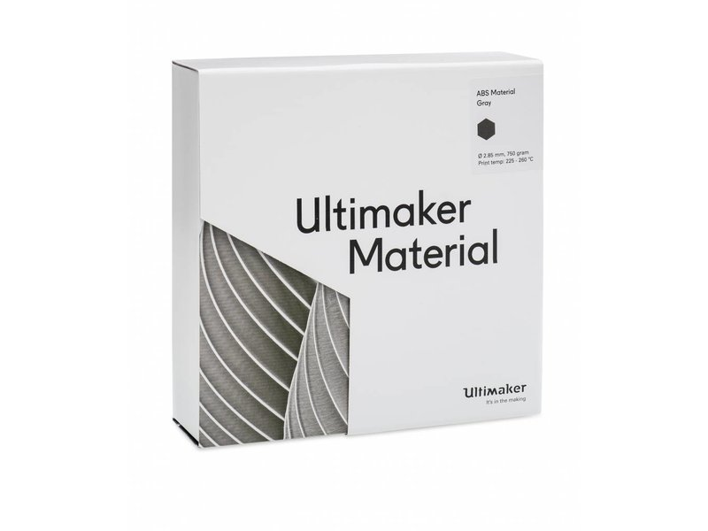 Ultimaker ABS Gray (NFC) (#1630)