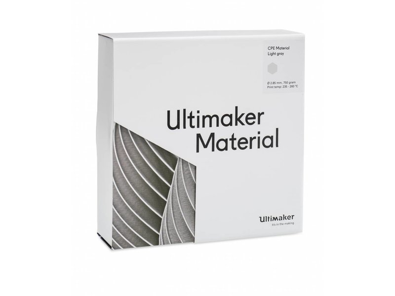 Ultimaker CPE Light Gray (NFC) (#1633)