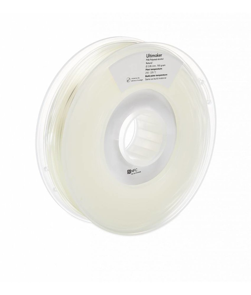 Ultimaker PVA Natural (NFC) (#9731) - 750 gr