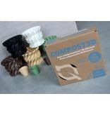B4PLastics Compost3D Leaf Green