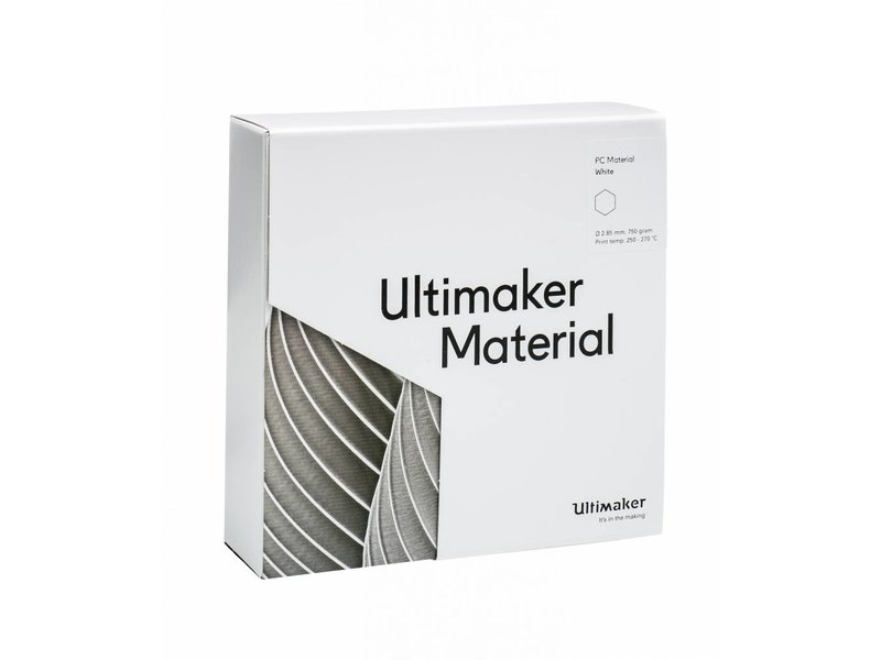 Ultimaker PC White (NFC) (#1642)