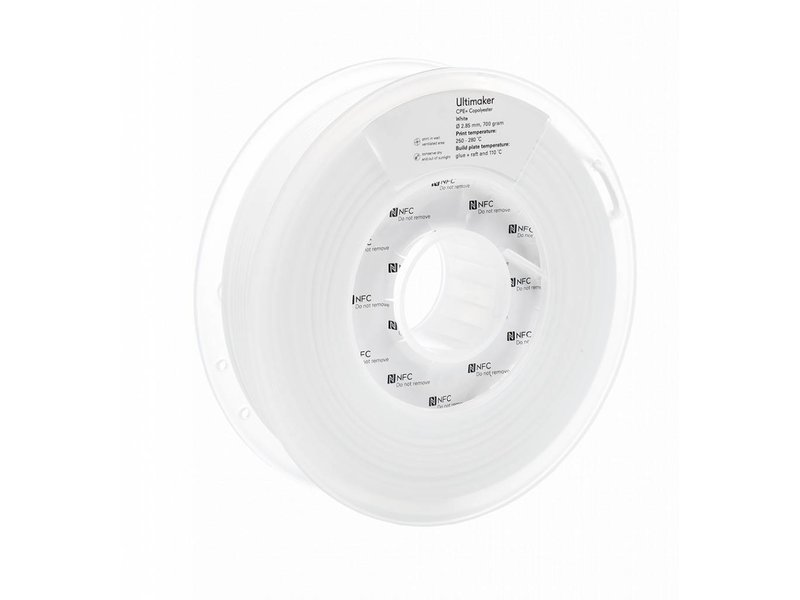 Ultimaker CPE+ White (NFC) (#1645)