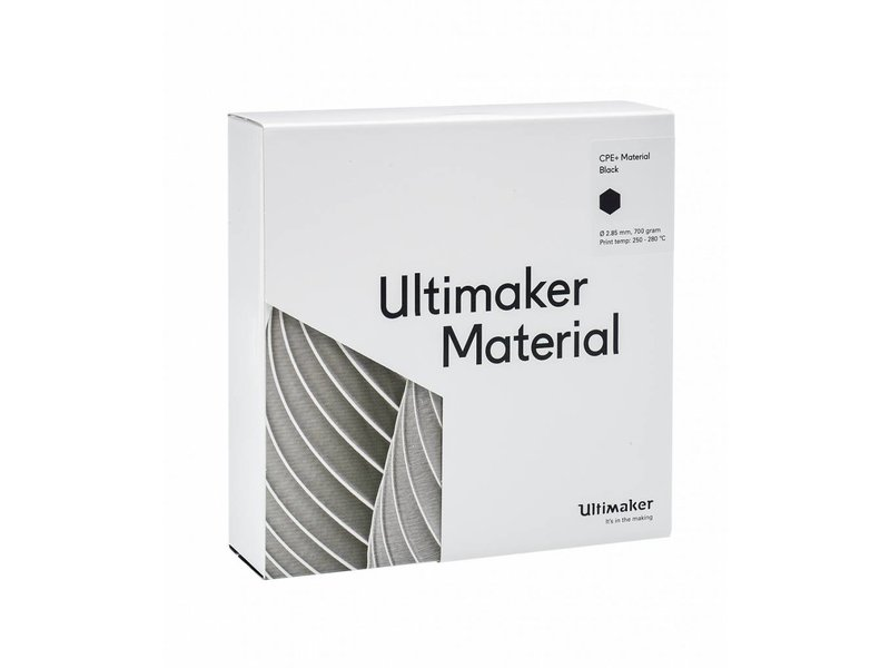 Ultimaker CPE+ Black (NFC) (#1644)