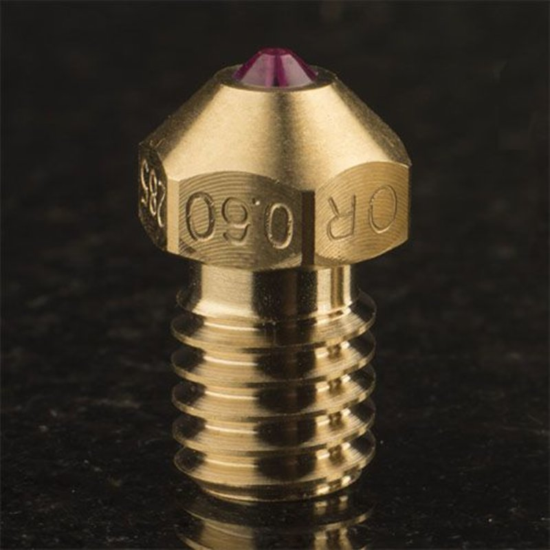 Ruby Nozzle 0.6mm