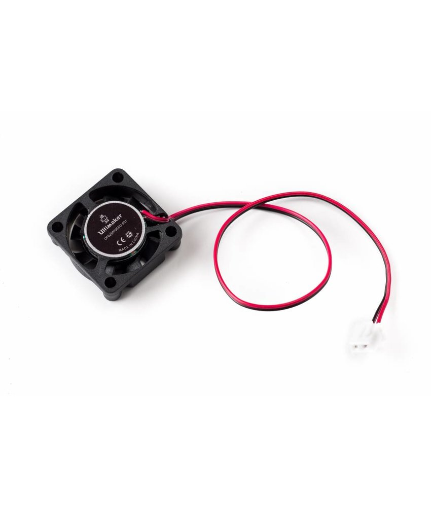 Ultimaker Hot-end Cooling Fan 5VDC 0.008A (#1330)