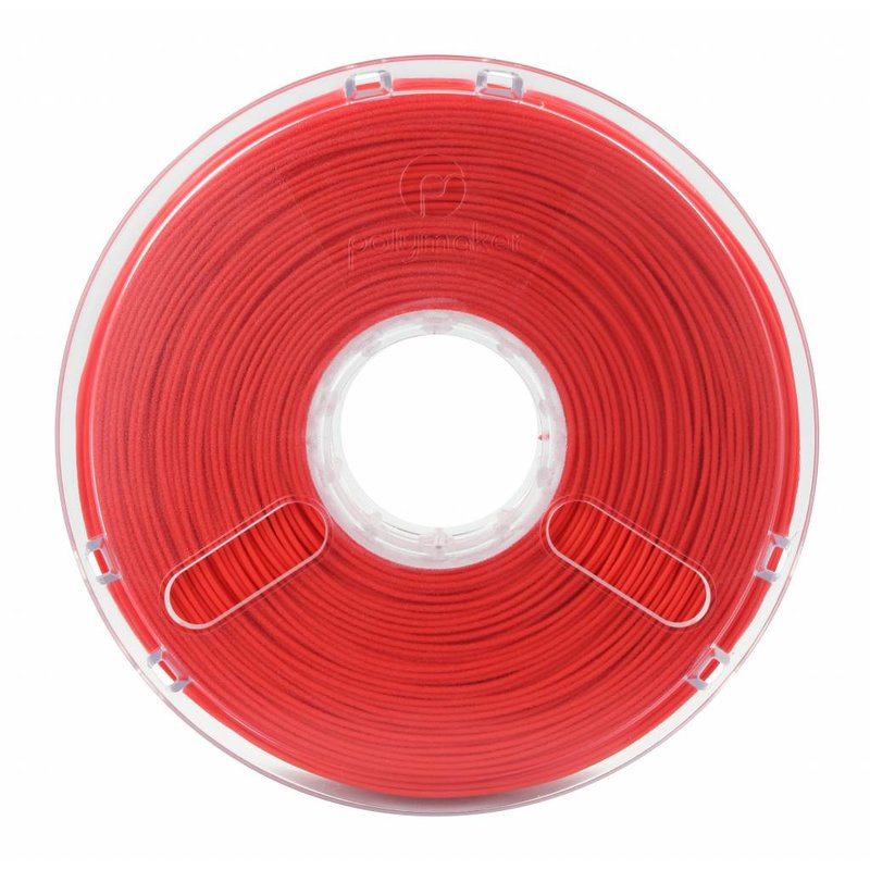 Polymaker PolyPlus PLA 'True Red' - 750gr