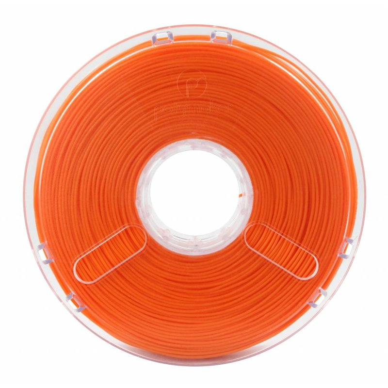 Polymaker PolyPlus PLA 'True Orange' - 750gr