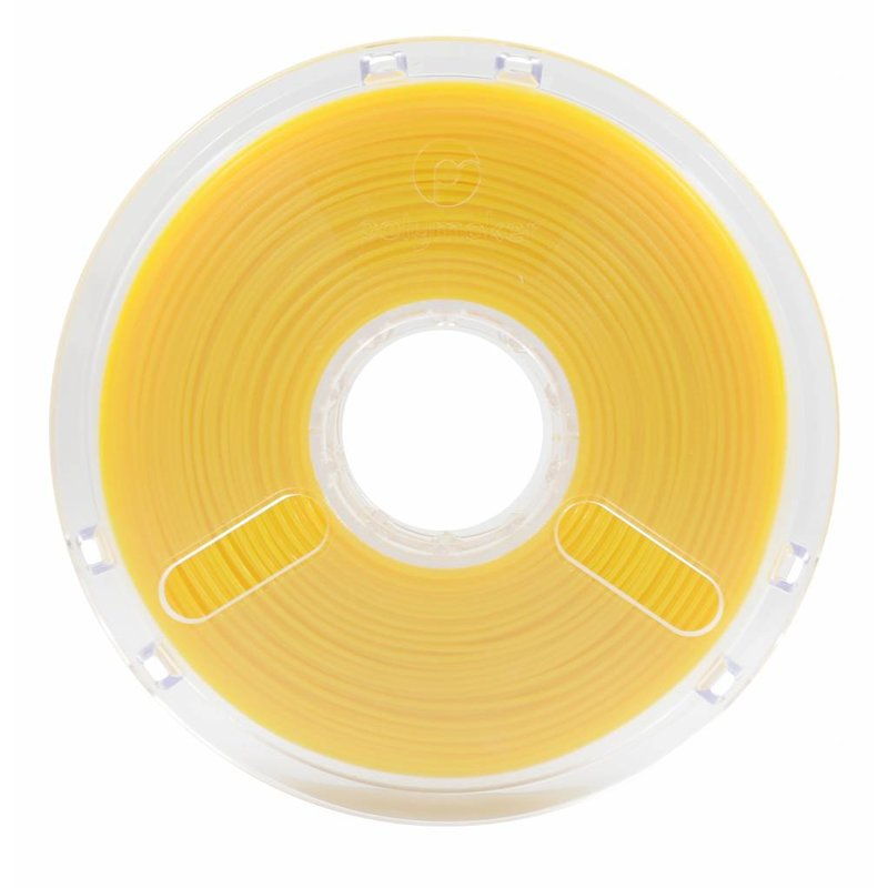 Polymaker PolyPlus PLA 'True Yellow' - 750gr