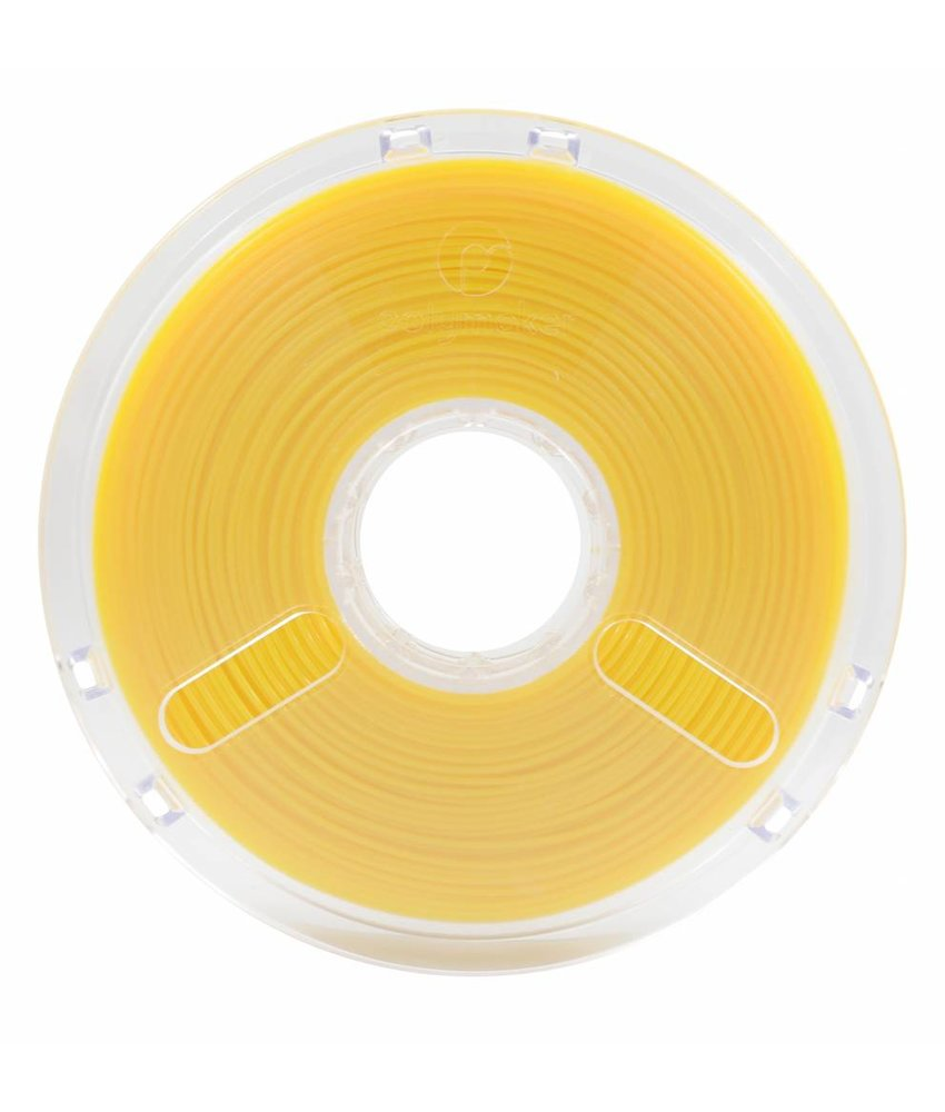 Polymaker PolyPlus PLA 'True Yellow' - 750gr