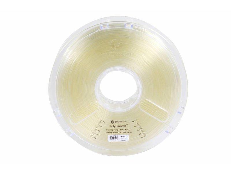 Polymaker PolySmooth 'Transparent' - 750gr