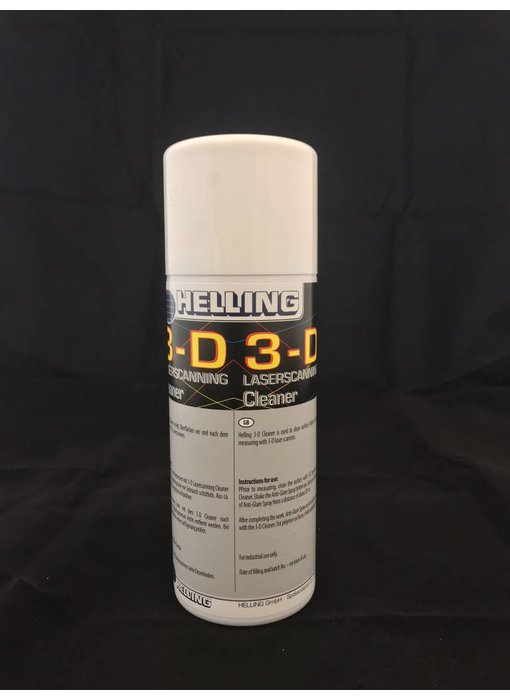 Helling 3D Scan Spray Cleaner
