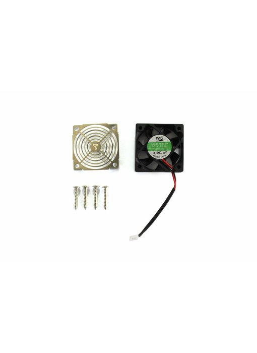 Tiertime Up mini 2 Extruder Fan Assembly - 0.22A