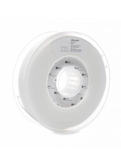 Ultimaker Breakaway Material White (#200551)