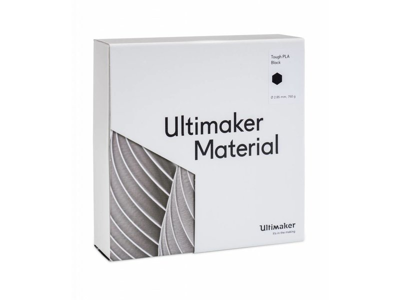 Ultimaker Tough PLA Black (NFC) (#202300)