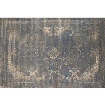 Angkor vintage vloerkleed 21 Grijs