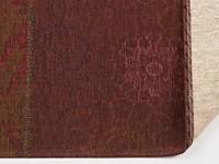 Vintage Vloerkleed Paars Châtel-48