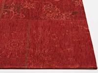 Vintage Vloerkleed Rood Châtel-45