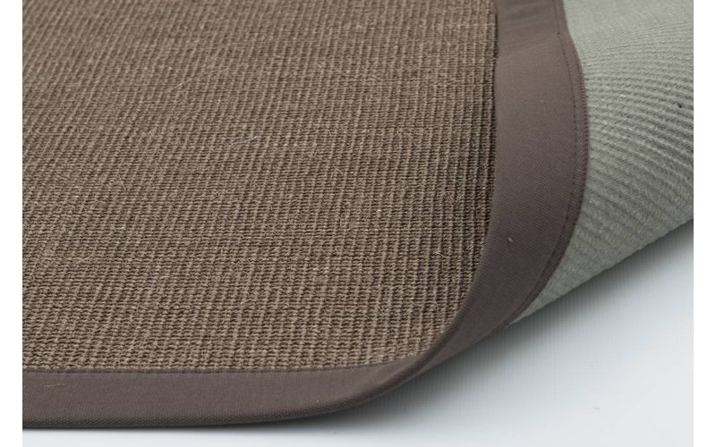 Sisal Vloerkleed bruin Premium-18